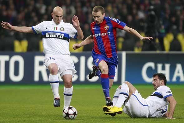 En la Ida los 'nerazzurri' ganaron 1-0 y dejaron abierta la eliminatoria.