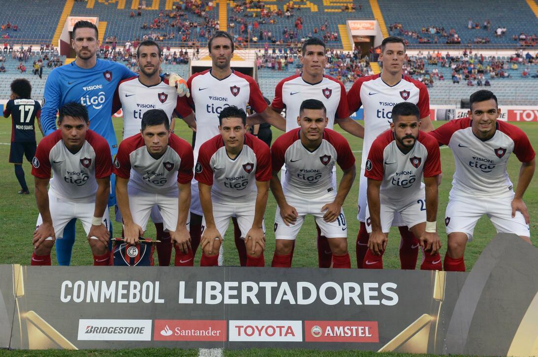 18. Cerro Porteño (Paraguay)