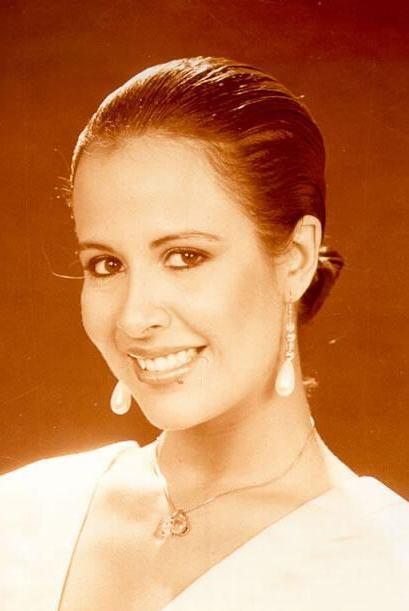 Mayra Alejandra tuvo un hijo con el también actor Salvador Pineda.