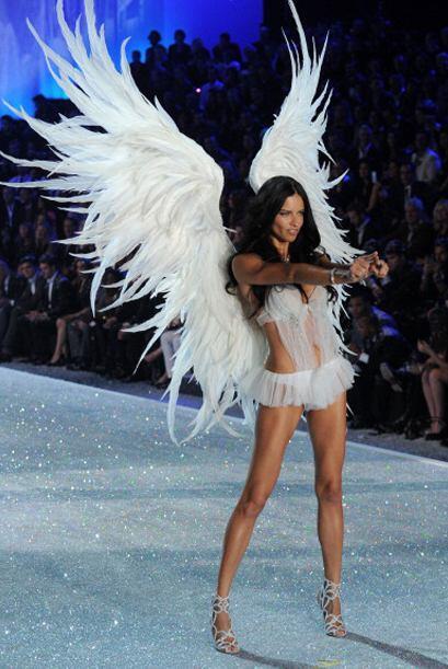 """En 2012, en el diario británico """"Daily Telegraph"""", Adriana Lima afirmó q..."""
