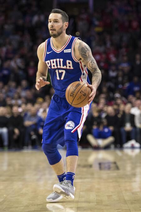 27. J.J. Redick (Philadelphia 76ers) - 23,000,000 millones de dólares