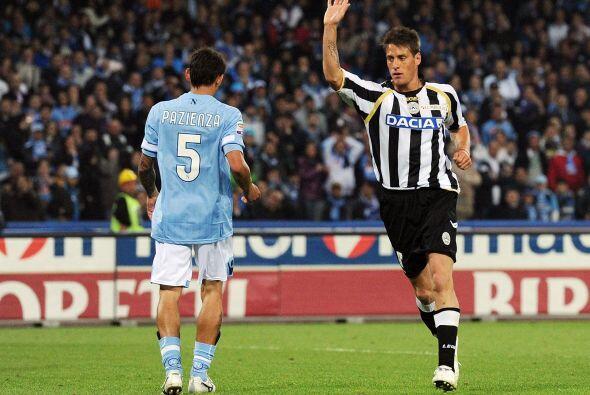 Y para sorpresa de todos, Germán Denis marcó el 0-2 para la visita al 62.