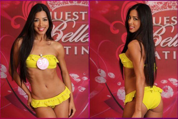 En 2012, audicionó para Nuestra Belleza Latina. Mira aquí los videos más...
