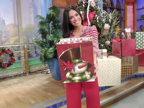 KARLA MARTÍNEZEsta Navidad estaré tranquila con mi familia...