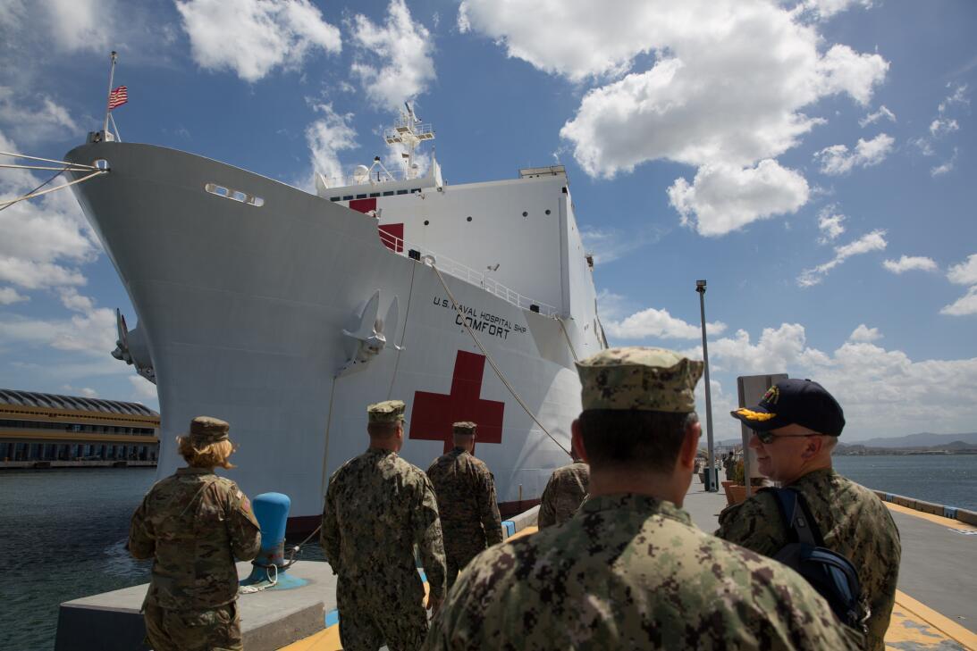 Barco Hospital Puerto Rico
