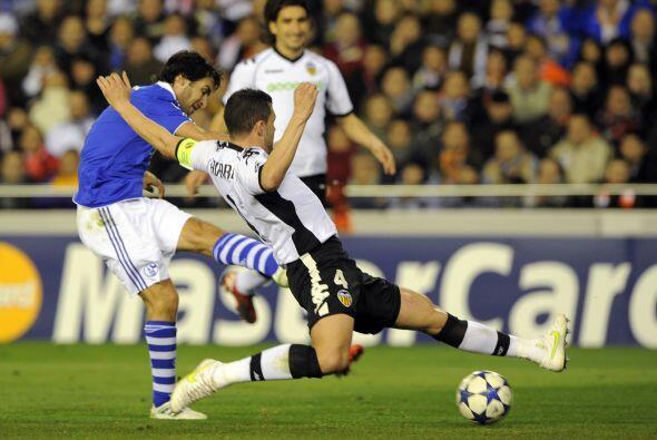 El 'Angel del Gol' volvió por primera vez a España tras su salida del Re...