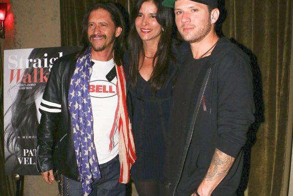Ryan Phillippe, Patricia Velasquez y Clifton Collins Jr. también estuvie...