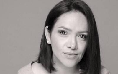 La activista Yndira Sánchez Sandoval