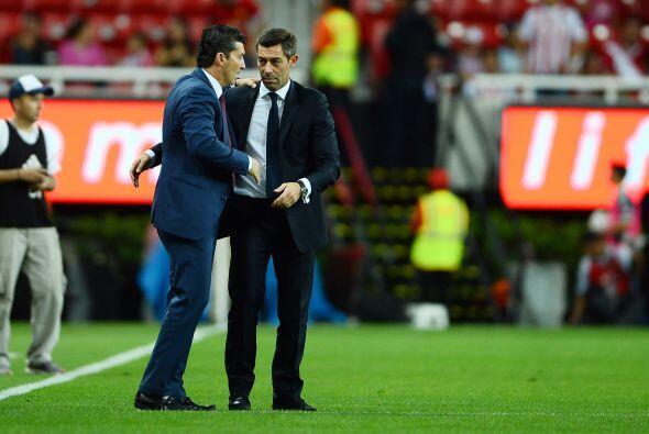 El Estratega: Pedro Caixinha planteó de manera perfecta a su futbolistas...