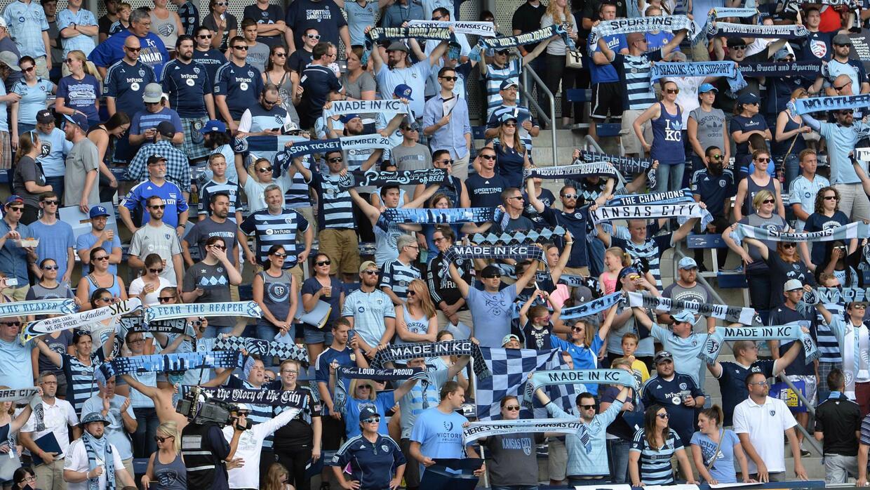 Sporting Kansas City fans