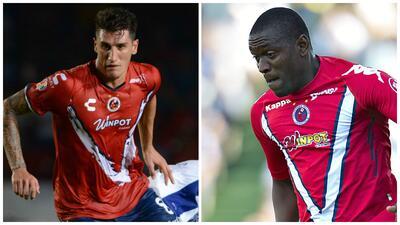 Cristian Borja y Gabriel Peñalba podrían jugar ante Chivas