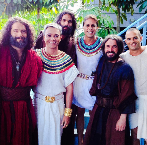 Prepárate para vivir una noche épica con 'José de Egipto' y 'La Tierra P...