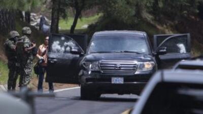 Policías federales atacaron convoy de estadounidenses en la carretera Mé...