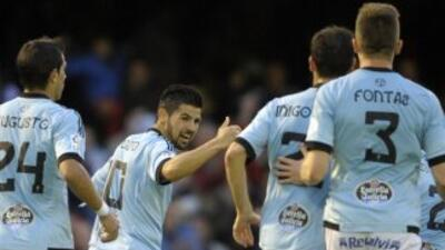 El equipo de Vigo, dirigido por Luis Enrique, aseguró su permanencia en...