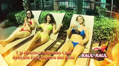 """Abre """"El Baúl de Raúl"""" y gana mucho dinero"""