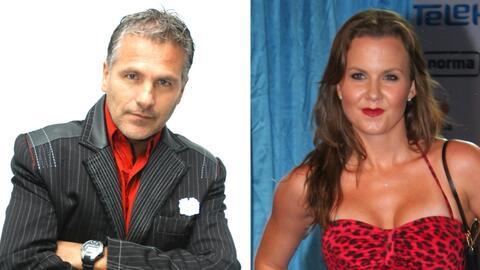 Hector Soberón y Michelle Vieth se casaron en el 2002 pero un a&n...