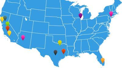 Las ferias de salud de este año serán en Sacramento, Miami, Phoenix, Chi...