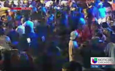 Vecinos denuncian fiestas de pandillas cerca del United Center