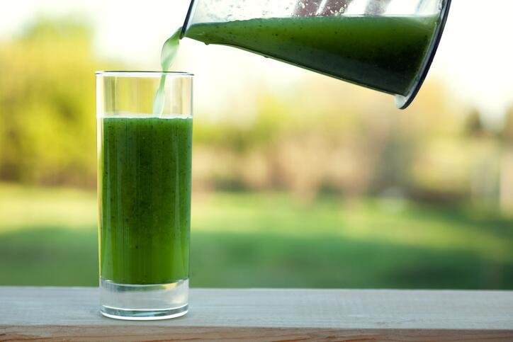 Lo ideal es beber el jugo inmediatamente después de prepararlo.