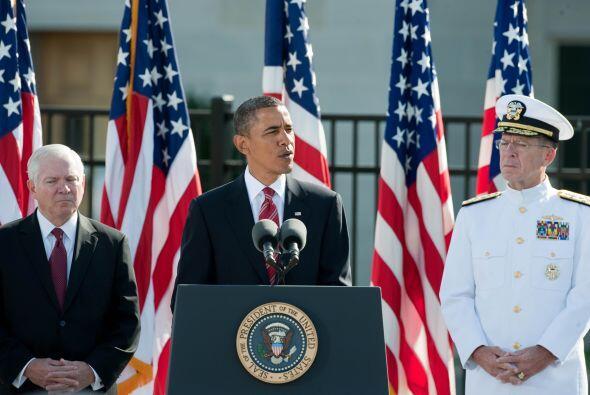 En tanto, el presidente de Estados Unidos, Barack Obama, encabeza las ce...
