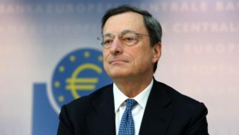 Draghi anunció que el BCE pondrá progresivamente en circulación a partir...