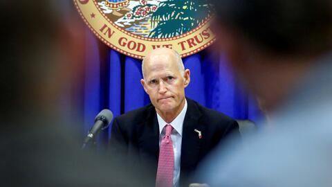 Rick Scott propone cambios en las legislaciones estatales para incluir e...