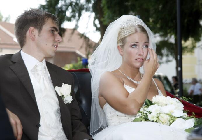 Cuando el romance llega al fútbol: los matrimonios públicos de grandes j...