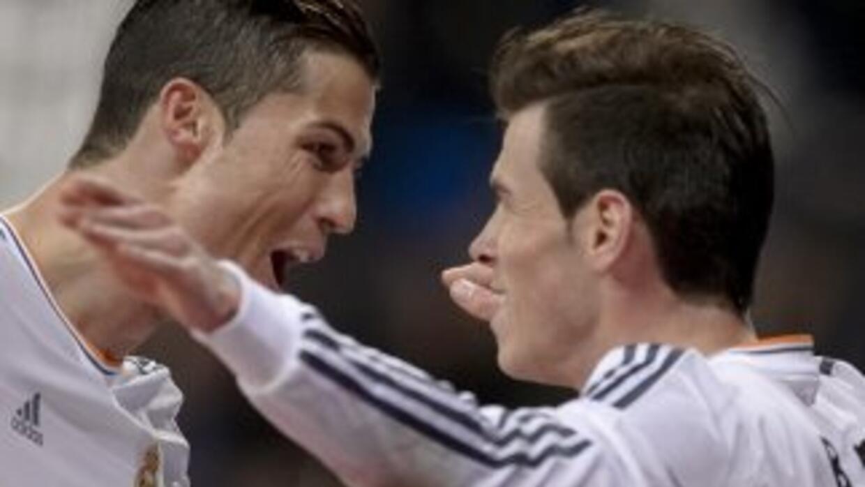 Ronaldo y Bale fueron electos en el equipo ideal de la UEFA.