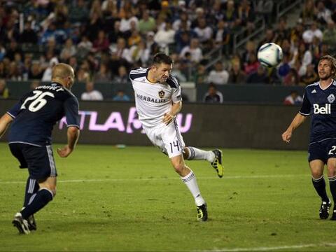 Robbie Keane  se hizo presente en el marcador para el Galaxy.