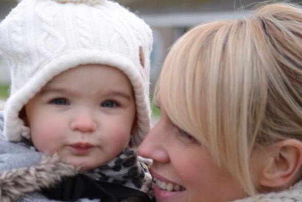 Con tantas ganas de ser mamá, Louise aguantó el gran estrés emocional y...
