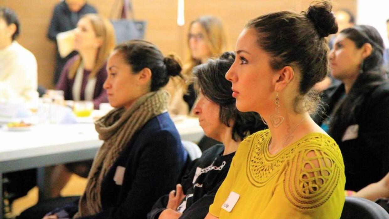 Sofía Peniche, estudiante de ingeniería en energías renovables en la UNA...