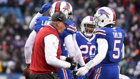 Bills 22-17 Jets: Rex Ryan le amarga el día a New York y los deja fuera...