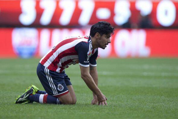 Primero con el Clausura 2013, torneo que se le dificultó de m&aac...
