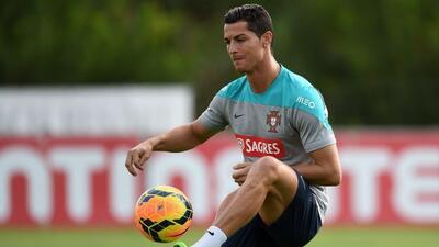 Cristiano Ronaldo preocupa con Portugal.