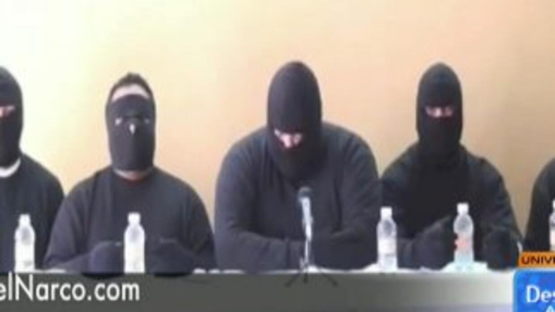 """""""Los Matazetas"""" anunciaron una guerra a muerte en contra de la banda nar..."""