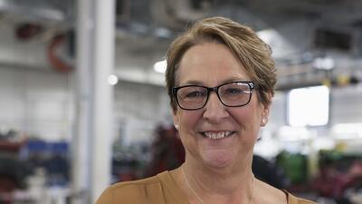 Patty Schachtner arrebató a los republicanos un puesto seguro en el Sena...