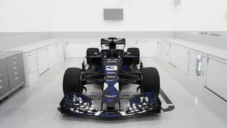 monoplazas fórmula uno temporada 2018