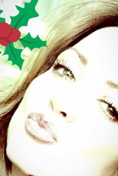 """#BuenMartes!!! #VamosQueSePuede!!"", dijo Andrea Legarreta. (Diciembre 1..."