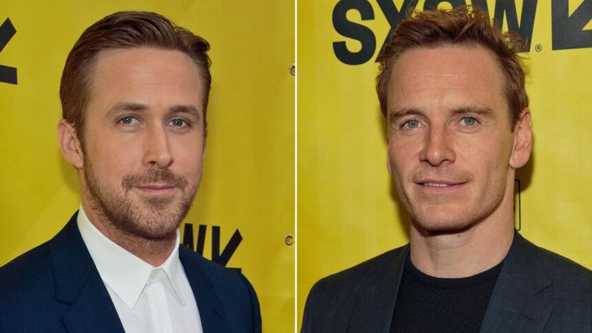 Ryan Gosling y Michael Fassbender son tan sólo dos actores que llegaron...