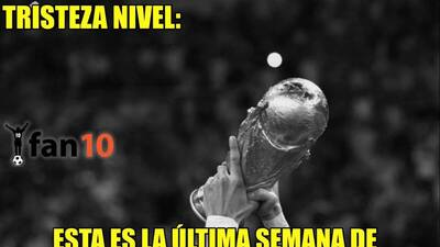 Memelogía | El Mundial, Luis Enrique y hasta Chivas aparecieron en las burlas del día