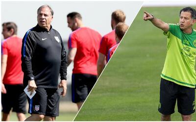 Bruce Arena, el imitador de Osorio: usará la rotación para el juego ante...