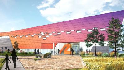 Está previsto que el Eperanza Health Center abra sus puertas en f...