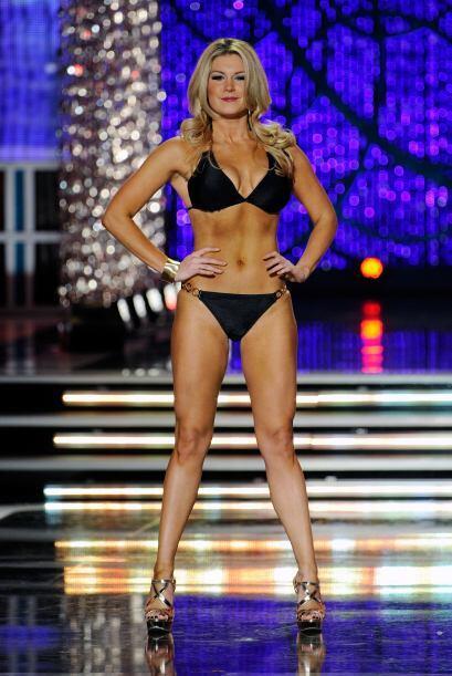 Fue la neoyorquina, Mallory Hytes quien se coronó como Miss América 2013...