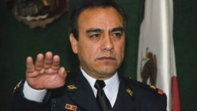 Julián Leyzaola, secretario de seguridad de Ciudad denunció que policía...