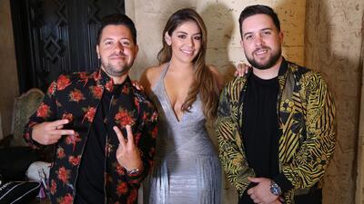 Evelyn Sicairos y Los Pichy Boys están listos para su primera vez en Premios Juventud