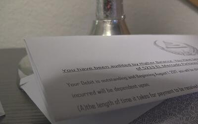 Residentes de Santa Rosa denuncian fraude con cobro de deudas inexistentes