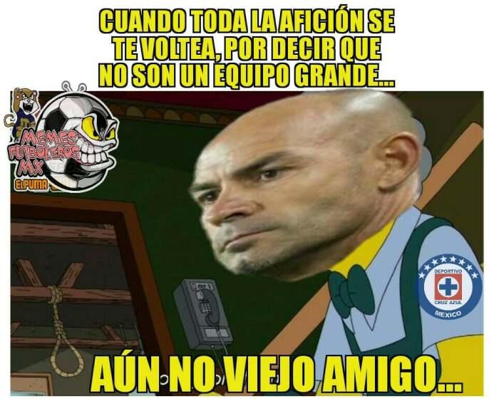 Cruz Azul también perdió con los memes de la Copa MX 22815609-1484893078...