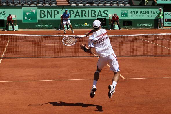 El número dos del mundo, el serbio Novak Djokovic no pudo iniciar...