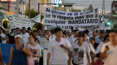Sinaloa, polarizado a favor y en contra de El Chapo