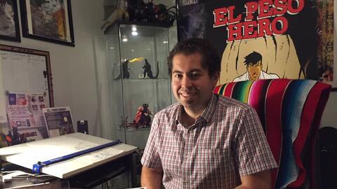 Héctor Rodríguez, un maestro de quinto grado, creó...